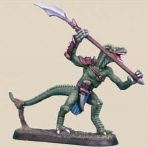 Lowland Lizard Man