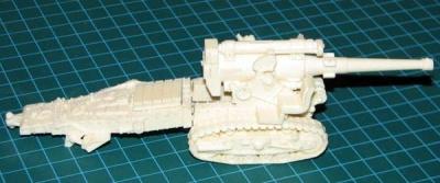 Russian 203mm B-4 Howitzer (1:56)