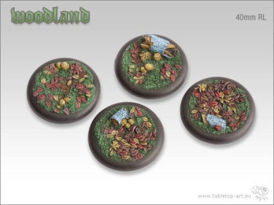 Woodland, 40mm Relief (2)