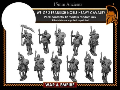 Frankish Noble Heavy Cavalry