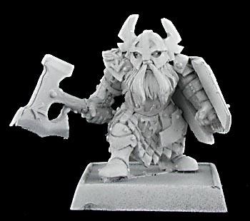 Gargram, Dwarf Sgt