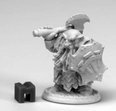 Dark Dwarf Cleaver