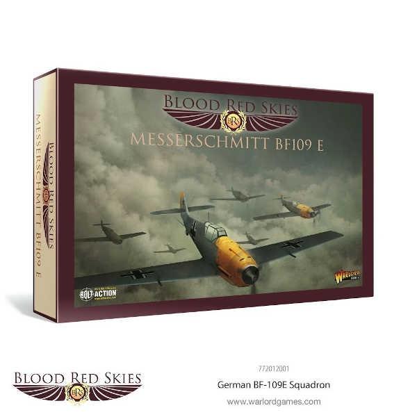 BF ME-109 Squadron