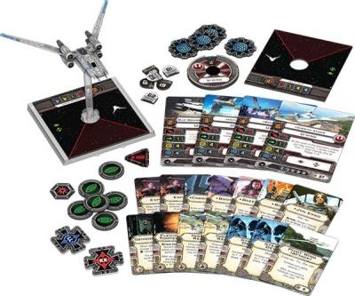 Star Wars X-Wing: U-Flügler