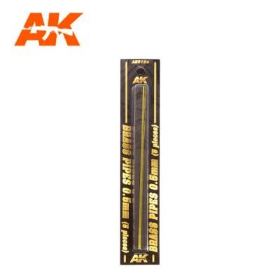 Messingrohre 0,5mm (5)