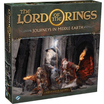 Journeys in Middle-Earth Shadowed Paths Expansion - EN