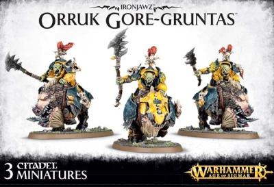 Orruk Gore-gruntas
