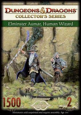 D&D: Elminster & Storm Silverhand (2)