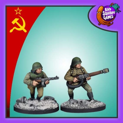 Female Soviet Flamethrower Team (2)