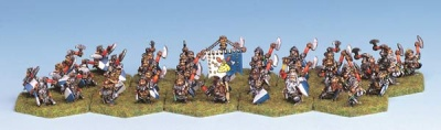 Heavy Clan Warriors (40)