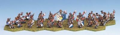 Heavy Clan Warriors (40)