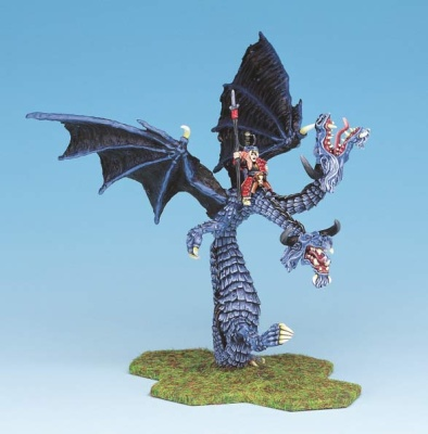 Dark Elf Gor'Daris Dragon (1)