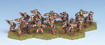 Wood Elf Badger People (24)