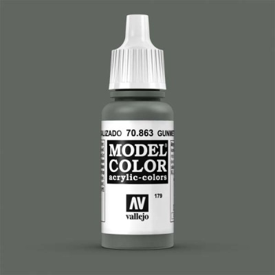 Model Color 179 Metallgrau (Gunmetal Grey) (863)