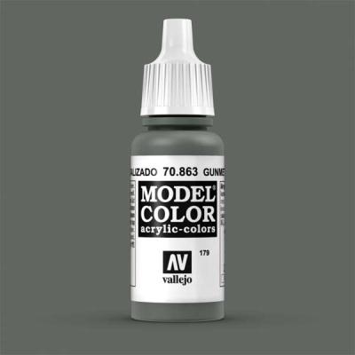 Model Color 179 Metallgrau (Gunmetal Grey) (863)