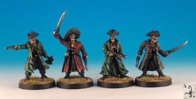 Undead Pirates 3