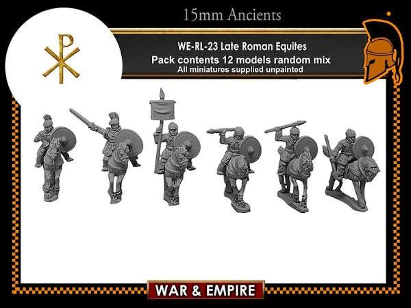 Late Roman - Equites
