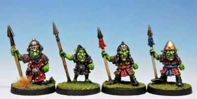 Goblin Lancers (4)