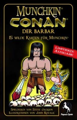 Munchkin Conan Booster