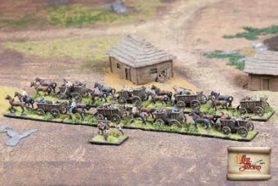 Cossack Wagon Train