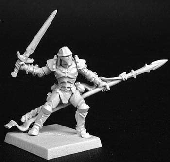 Corvus, Overlord Sergeant