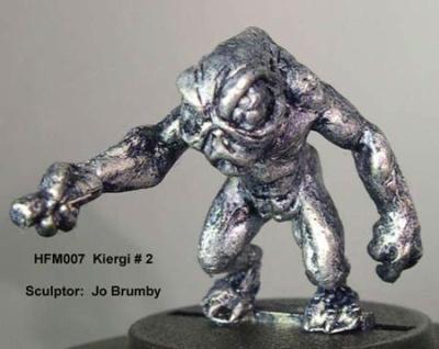Kiergi brute # 2 OOP