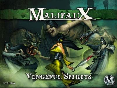 Vengeful Spirits: Kirai Crew