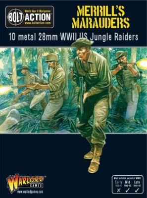Merrills Marauders Squad (10)