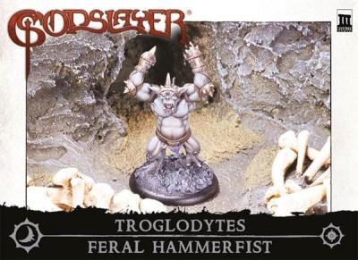 Trogolodytes: Feral hammerfist (1)