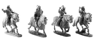 Maccabean Armoured Cavalry (4)