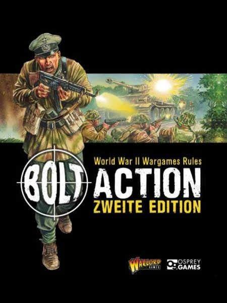 Bolt Action 2 Rulebook - German Soft Back