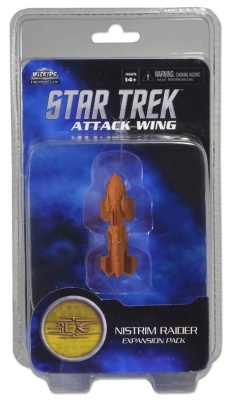 Star Trek Attack Wing: Nistrim Raider Expansion Pack