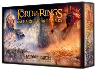 LotR: Battle of the Pelennor Fields