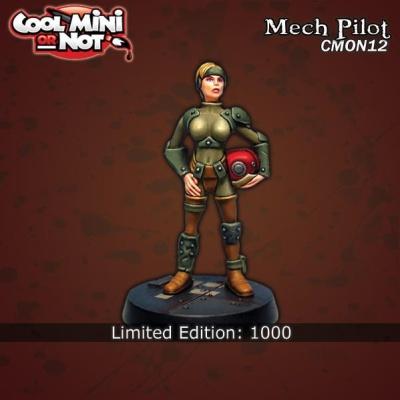 Mech Pilot (lim 1000)