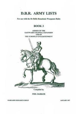 De Bellis Renationis (DBR) Army List III
