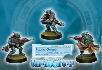 Aquila Guard (Multi Rifle, Shock CCW)(PO)