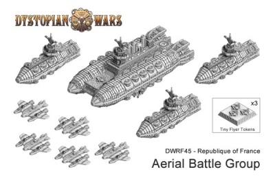 Republique of France Aerial Battle Group (OOP)