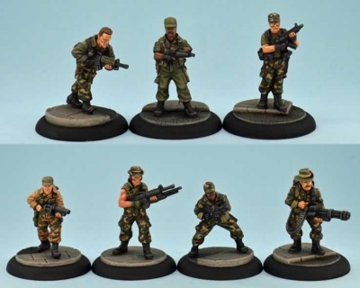 US Spec Ops Kill Team