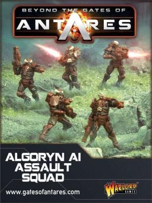 Algoryn AI Assault Squad (5)