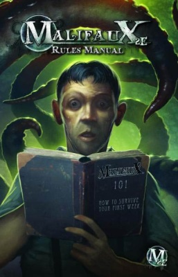MALIFAUX Pocket Rulebook 2nd Edition