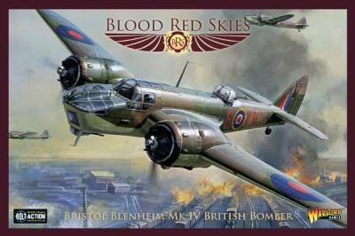 Bristol Blenheim Mk IV British Bomber (3)