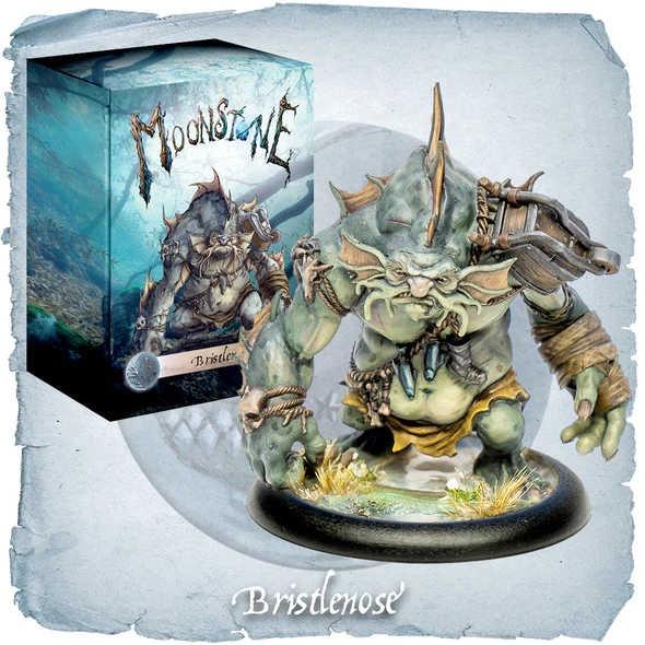 Bristlenose the Troll