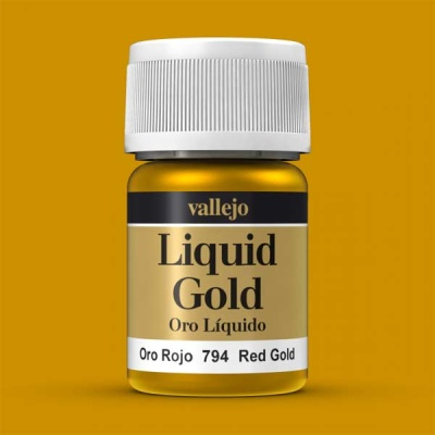 Model Color 215 Rotgold (Red Gold) 35 ml (794)