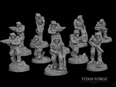 X-Terra Guardian Unit (10)