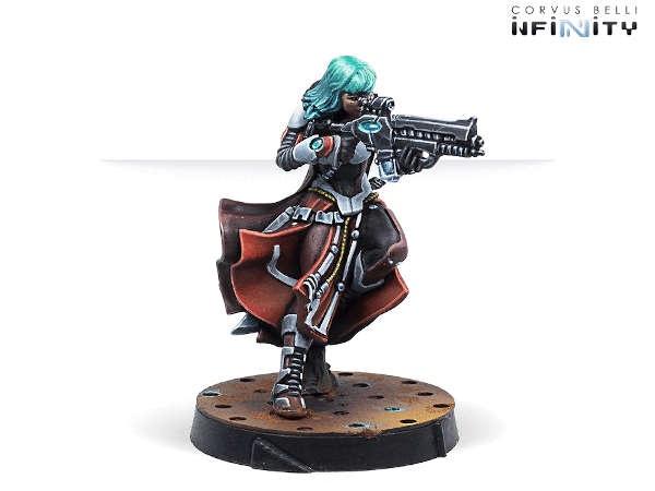 Cassandra Kusanagi (Spitfire) (NO)