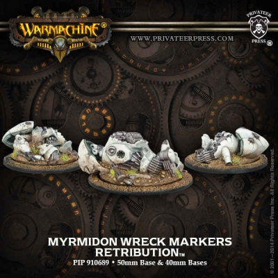 Retribution of Scyrah Myrmidon Wreck Markers