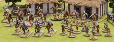 SAGA - Breton Warband