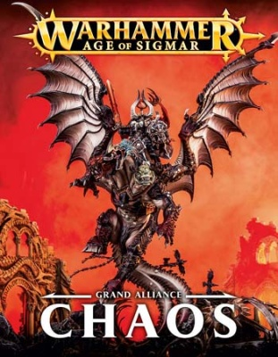 Warhammer Age of Sigmar - Grand Alliance: Chaos