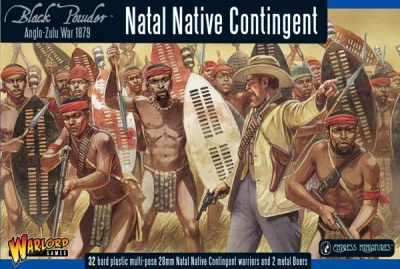 Natal Native Contingent (32) OOP
