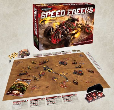 Warhammer 40000: Speed Freeks ENGLISCH